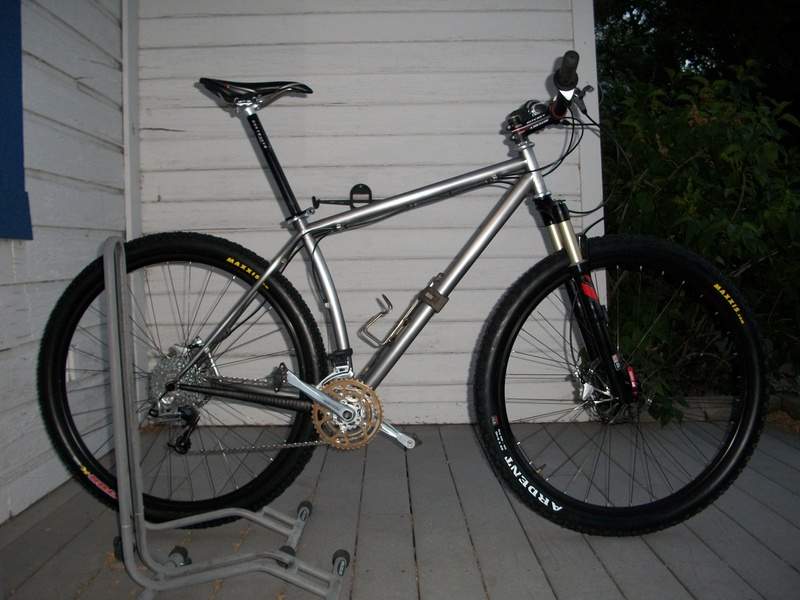 Alliance Bicycles Curved Carver
